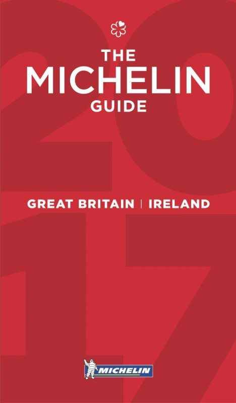 Michelin will launch its latest Guide Great Britain and Ireland 2017, announcing the latest Michelin-starred restaurants, at the Institution of Engineering and Technology on 3 October