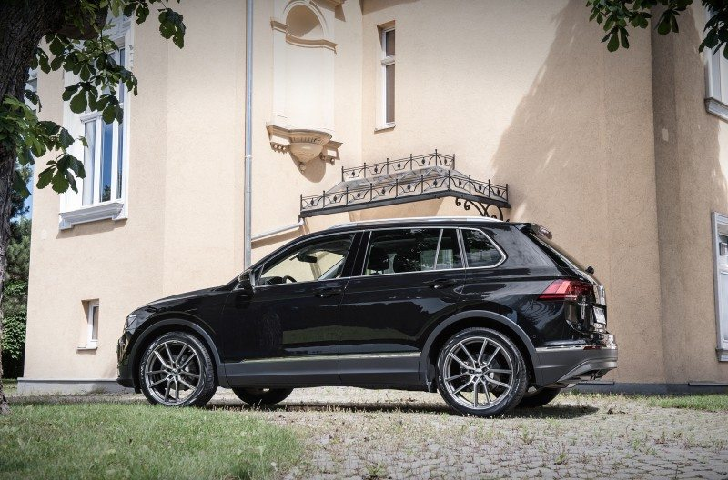 AEZ wheels the finishing touch for new VW Tiguan