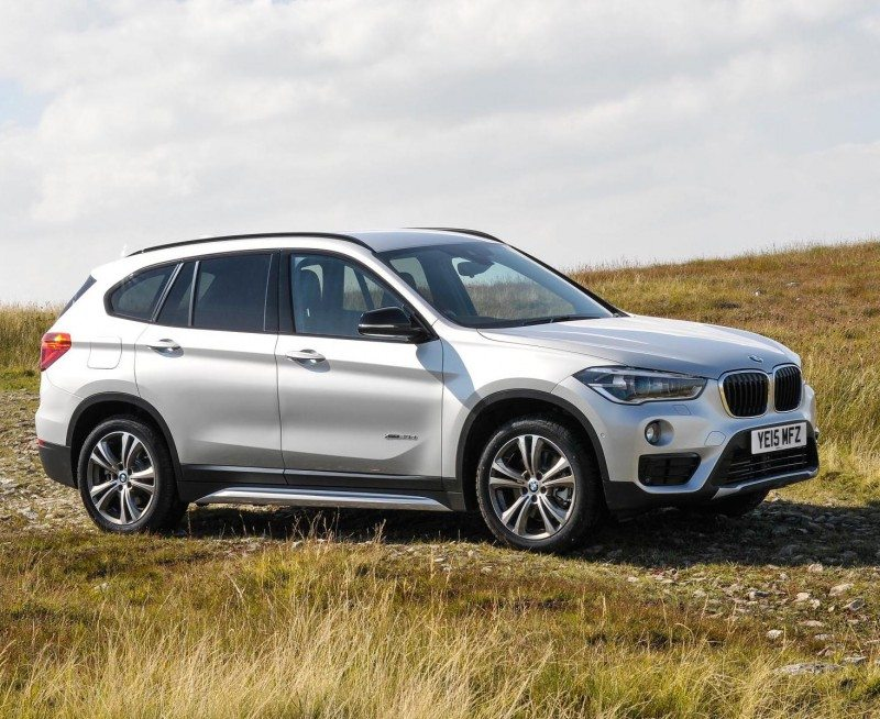 The BMW X1 is My Car Check's August car of the month