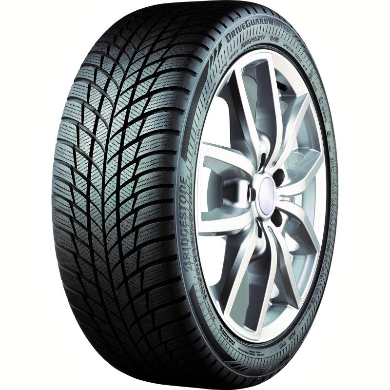 Bridgestone launches winter version of DriveGuard