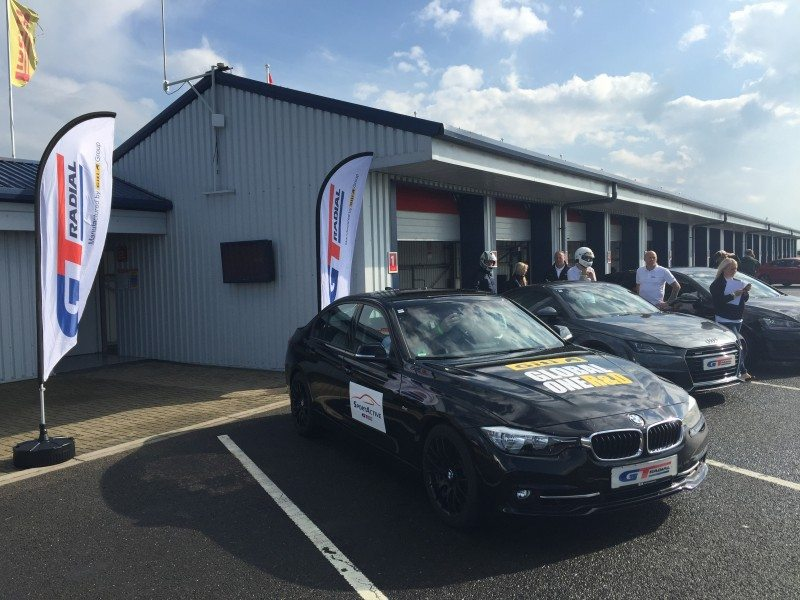 GT Radial promotes SportActive UHP tyre with Evo track day partnership