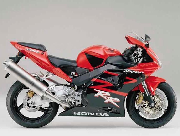 The Honda Fireblade CBR900RR