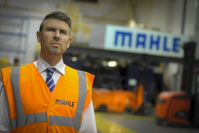 Jonathan Walker, managing director for Mahle Aftermarket UK