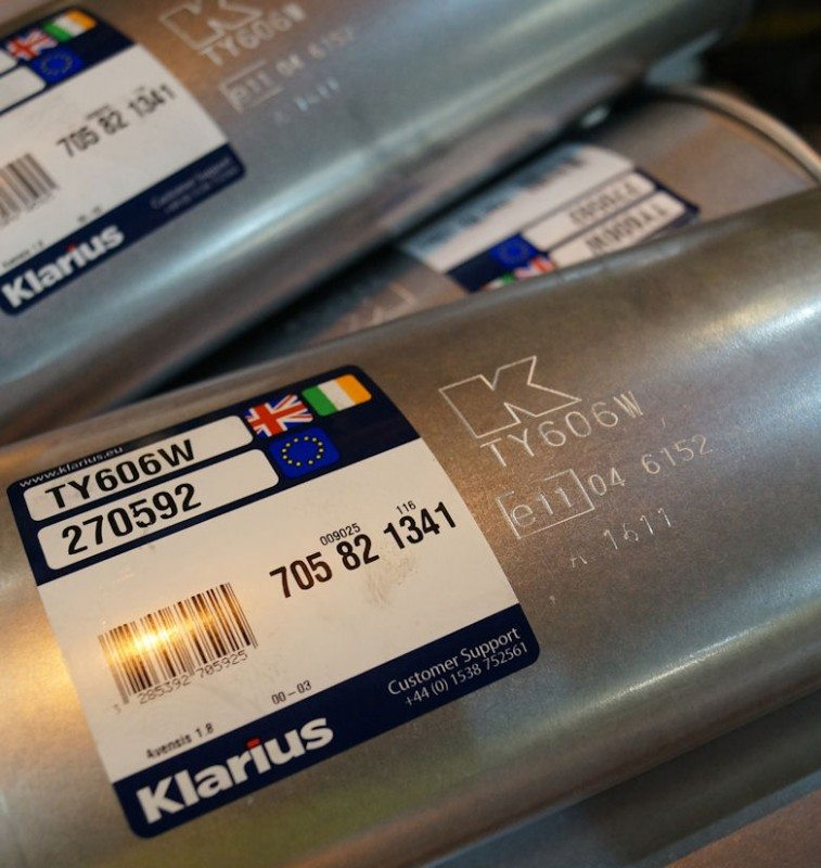 Klarius releases latest new-to-range parts list