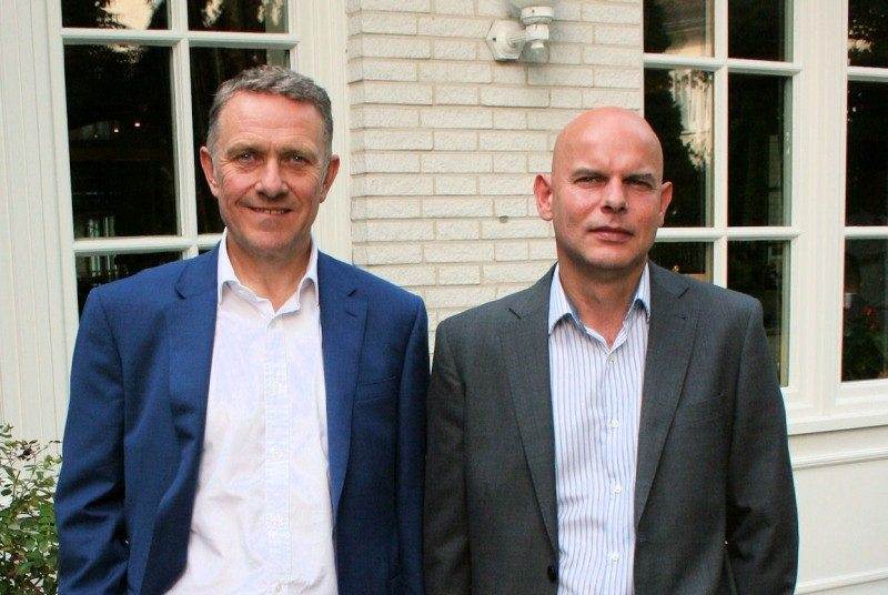 Operations director Matthew Mardle and technical director Kevin Ryan intend to focus on the new German company's expansion