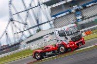 Speedline Truck supports local hero in Hungary