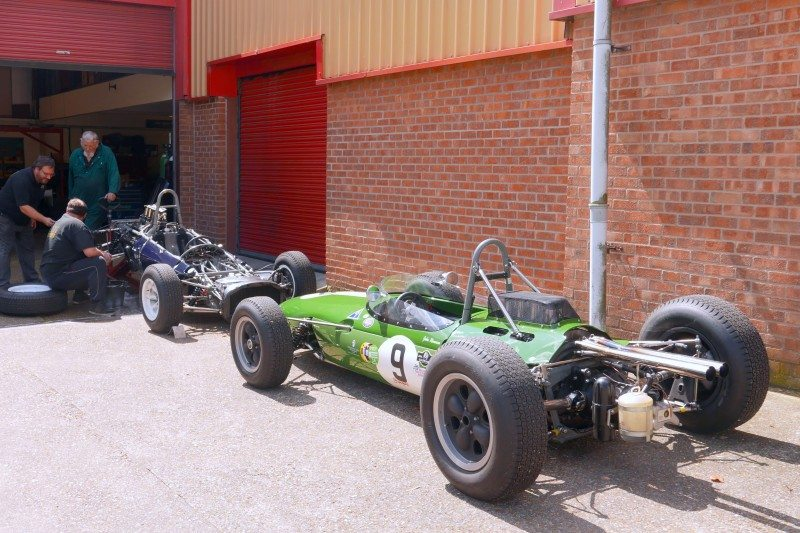 Hoole Racing and Restoration has become the first motorsport-focused garage to use a Supertracker aligner