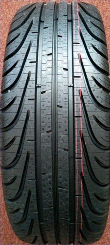 The new Michelin Pilot Sport FW2 FIA WRC wet asphalt tyre
