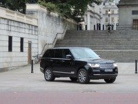 CharityStars auctions Prince William's Royal Range Rover