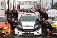 Dmack takes win, while Pirelli claims 4 of top 5 spots in 'wet and wild' Ulster Rally