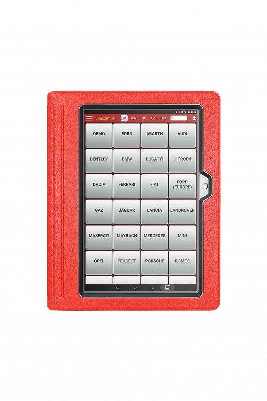 Launch UK's X431 PRO 3S diagnostic tool