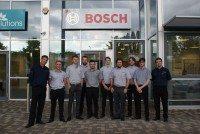 Bosch's first automotive apprentices graduate