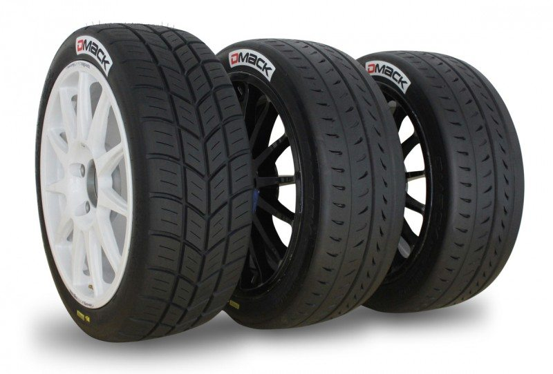 Dmack launches new, British manufactured WRC asphalt tyre range
