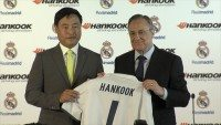 Hankook signs global partnership with Real Madrid