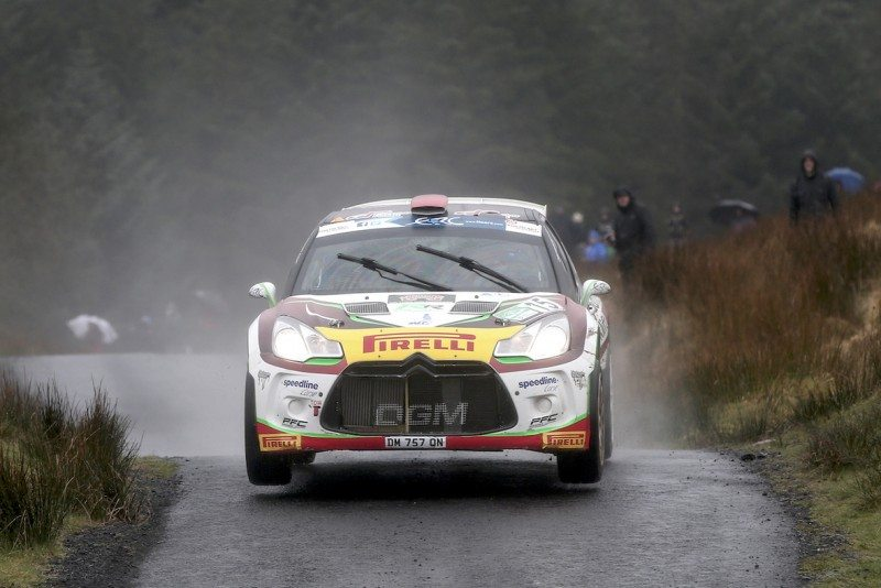 Northern Irishman Jonny Greer will hope for another top result in the Ulster Rally