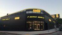 Pirelli opens first P Zero World outlet