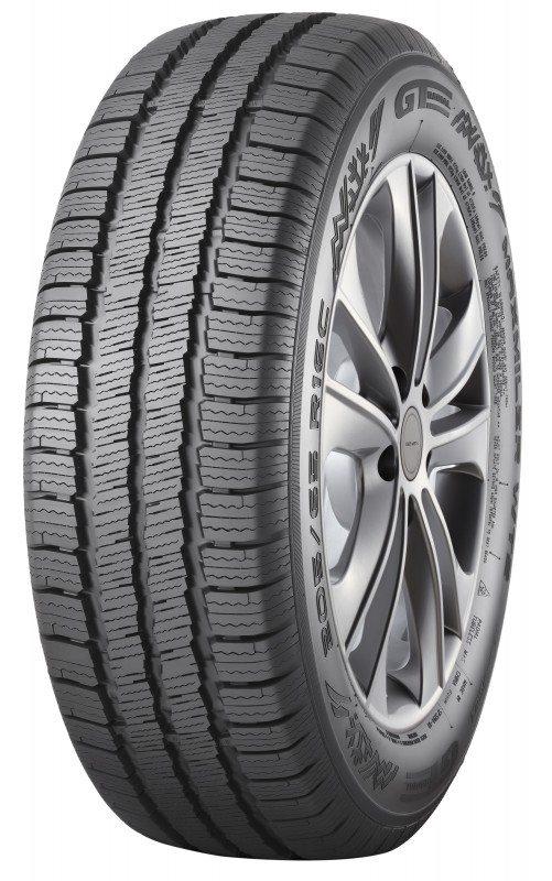 GT Radial Maxmiler WT2 van tyre features improved braking, snow performance