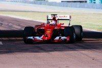 Pirelli 2017 F1 tyres on track for 1st time in Vettel/Ferrari Fiorano test