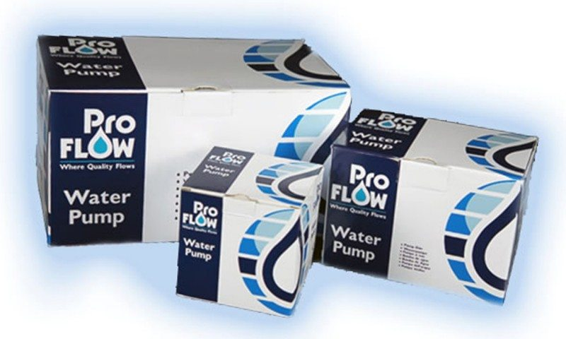 Welsh manufactured water pump brand, Pro Flow