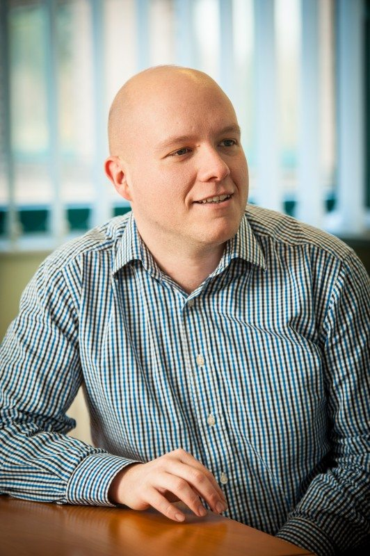 CAM general manager Ryan Naughton has been promoted to the company's board of directors