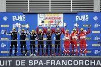 Dunlop 100% ELMS podium record continues