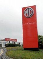 MG Motor UK helps set international automotive standards