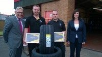 Dunlop supports National Tyres and Autocare Centres training programme