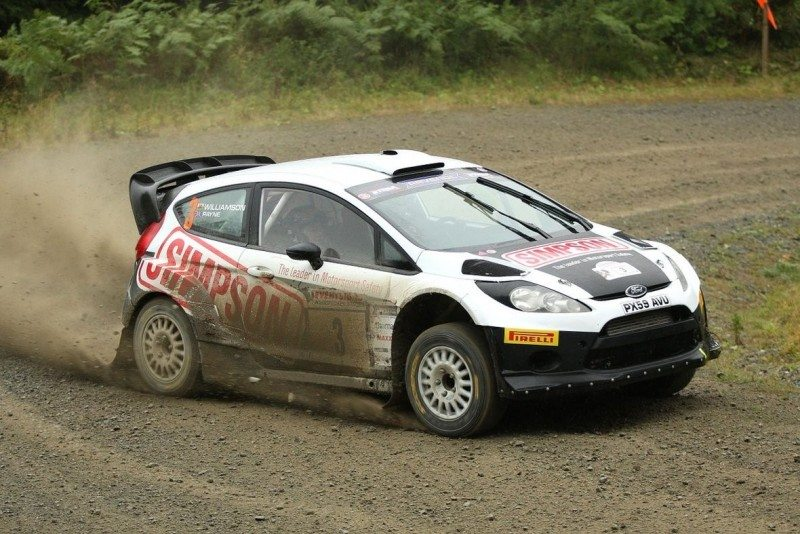 Petch wins Woodpecker rally but  Payne is BTRDA champion