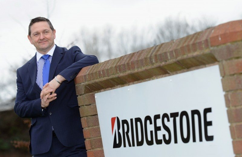 Stuart Jackson, chairman of TyreSafe and Bridgestone's business development director