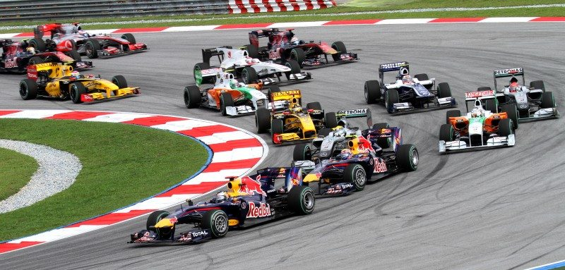 Liberty Media Corporation to purchase Formula One