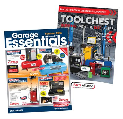 "Parts Alliance distributing ""Garage Essentials"", extending reach"