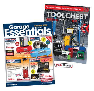 """Parts Alliance distributing """"Garage Essentials"""", extending reach"""