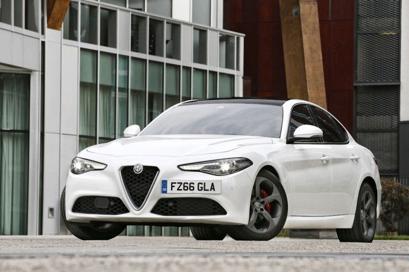Bridgestone run-flat tyres approved for Alfa Guilia