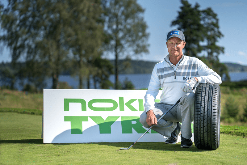 Ilonen has been the undisputed number one golfer in Finland since 2001