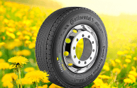 Continental to show dandelion rubber truck tyres, components at IAA
