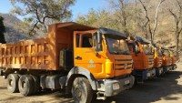 ZC Rubber supplies Goodride tyres for Zambian dam project
