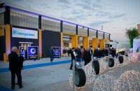 Aeolus opens first flagship tyre centre in Italy