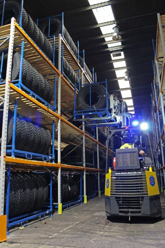 Kirkby has recently invested in a major Warehouse Management System project