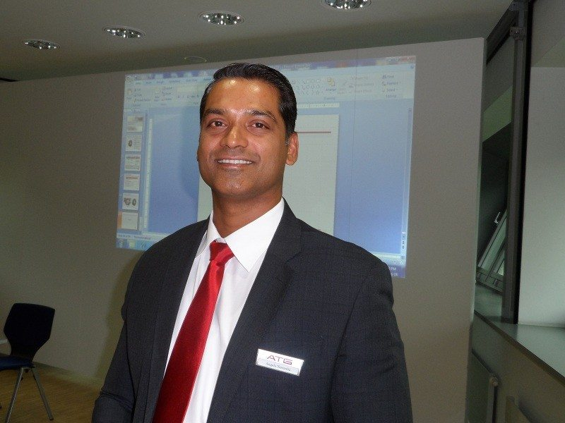 ATG has appointed Angelo Noronha president of its APAC and MEA businesses