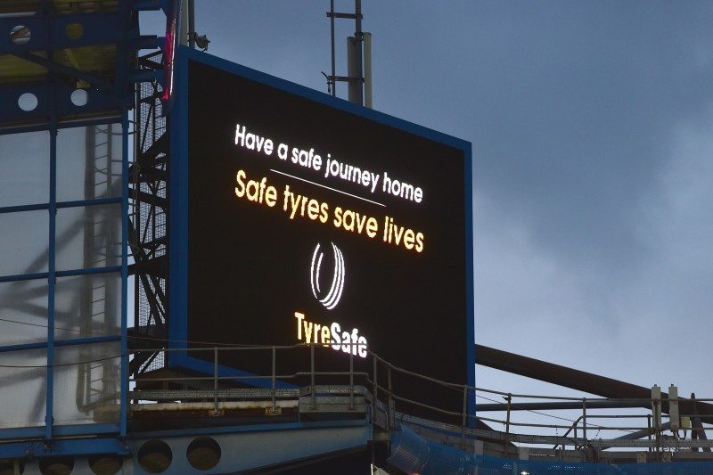 Yokohama hails Chelsea tyre safety awareness campaign