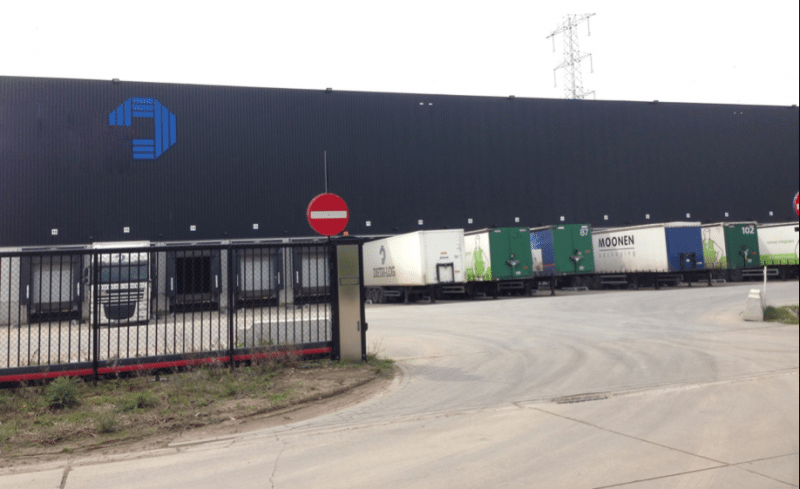 Galgo's new HQ is located 40 minutes and 50 km from the port of Antwerp