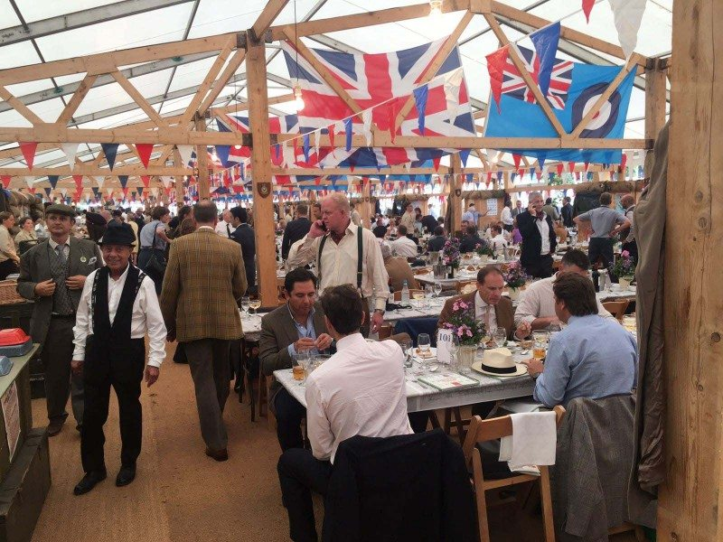 Direct Autoparts celebrates 25 years in business at the Goodwood Revival
