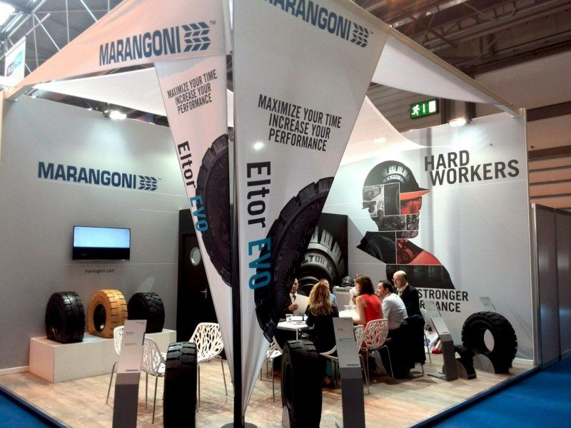 Marangoni noted significant interest in the new Eltor Evo range at IMHX