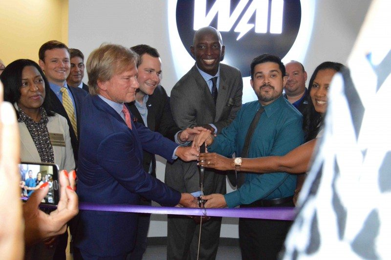 WAI opens new corporate HQ in Miramar, Florida