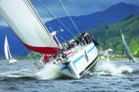 Autoparts offers 'once in a lifetime' yachting prize in IAAF raffle