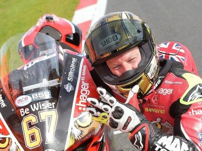 Byrne, Ducati complete historic fifth MCE British Superbike Championship