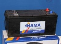 Nama presents tyre & battery ranges