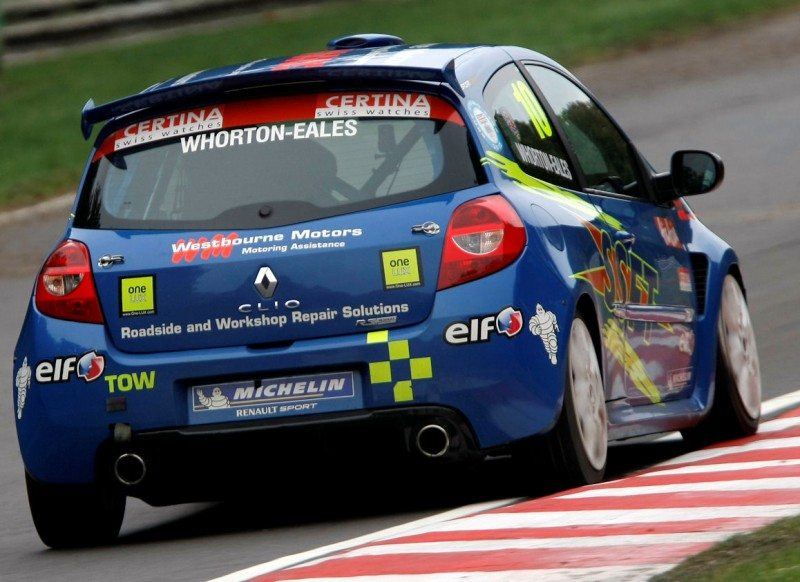 Michelin has been absent from the UK Clio Cup since 2012, and its return next year means all global Clio Cup championships will run on the same brand of tyre