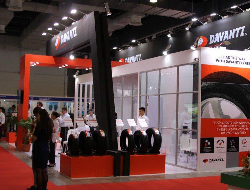 Davanti Tyres: New winter & run-flat ranges, Shanghai sales office