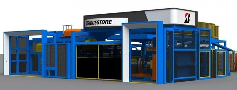 Bridgestone plants in Hungary, Russia to use Examation tyre making system